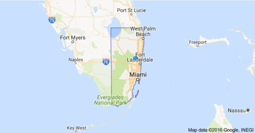 broward-dade map